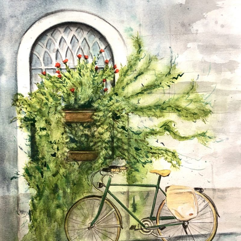 Bike Poetry